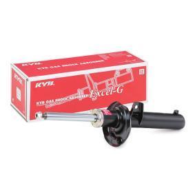 Achat de 335808 KYB Excel-G Essieu avant, Pression de gaz, Système bitube, Jambe de suspension Amortisseur 335808 pas chères