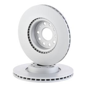 100.3300.20 ZIMMERMANN COAT Z Ventilación interna, revestido, altamente carbonizado Ø: 312mm, Núm. orificios: 5, Espesor disco freno: 25mm Disco de freno 100.3300.20 a buen precio