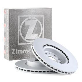 100330020 Bremsscheibe ZIMMERMANN 100.3300.20 - Original direkt kaufen