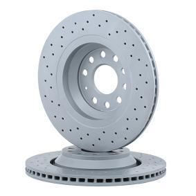 100330952 Brake Disc ZIMMERMANN 100.3309.52 - Huge selection — heavily reduced