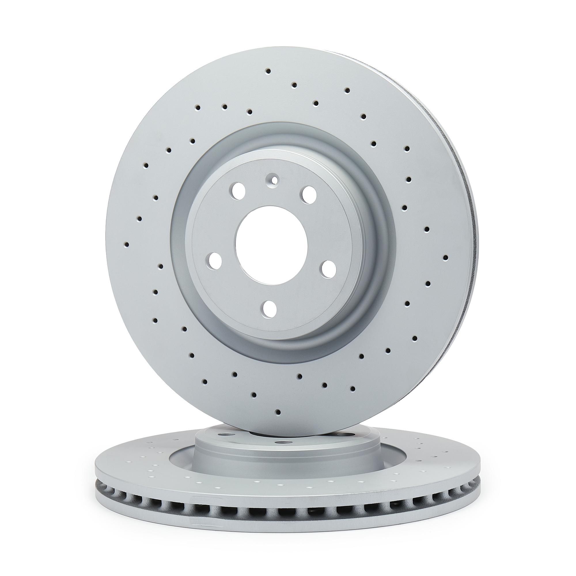 Buy original Brake disc set ZIMMERMANN 100.3356.52