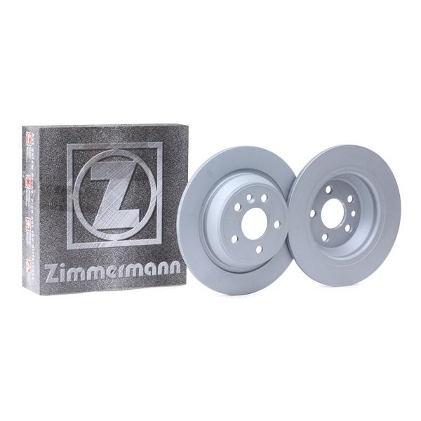 ZIMMERMANN Brake Disc 250.1361.20