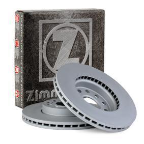 600322120 Brake Disc ZIMMERMANN 600.3221.20 - Huge selection — heavily reduced