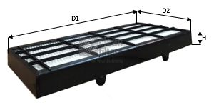 NC9150 CLEAN FILTER Filter, Innenraumluft billiger online kaufen