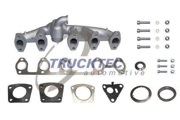 Volkswagen TOUAREG 2005 Exhaust manifold TRUCKTEC AUTOMOTIVE 07.16.057: