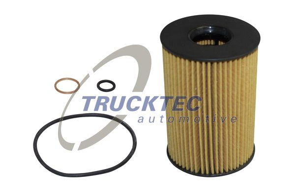 Motorölfilter TRUCKTEC AUTOMOTIVE 08.18.039