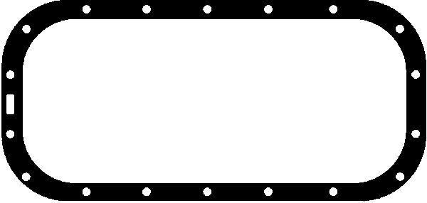 Dichtung Ölwanne GLASER X03832-01