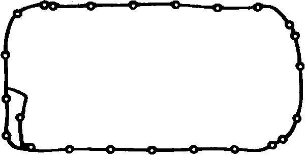 OE Original Ölwannendichtung X54472-01 GLASER