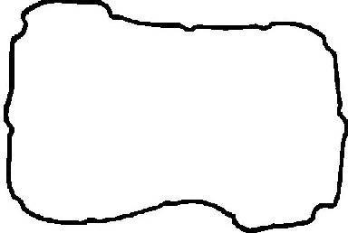Dichtung Zylinderkopfhaube GLASER X83024-01