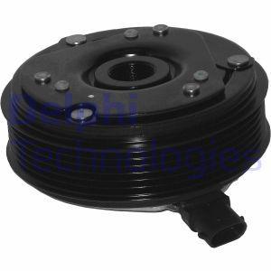 Original Embraiagem magnética compressor do ar condicionado 0165018/0 Renault