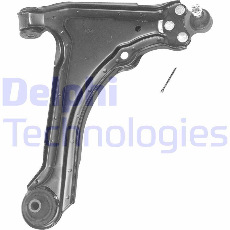 Купете D2252777 DELPHI задна ос, маслен, двутръбен, отгоре щифт, ухо отдолу Амортисьор D2252777 евтино
