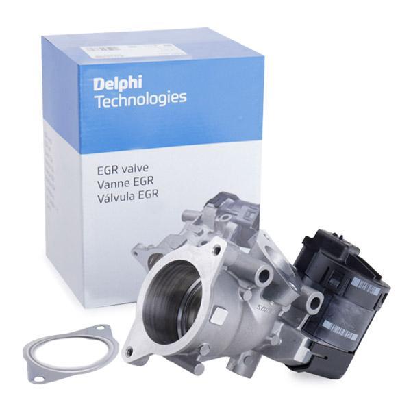 EG10396 DELPHI ohne Dichtungen AGR-Ventil EG10396-12B1 günstig kaufen