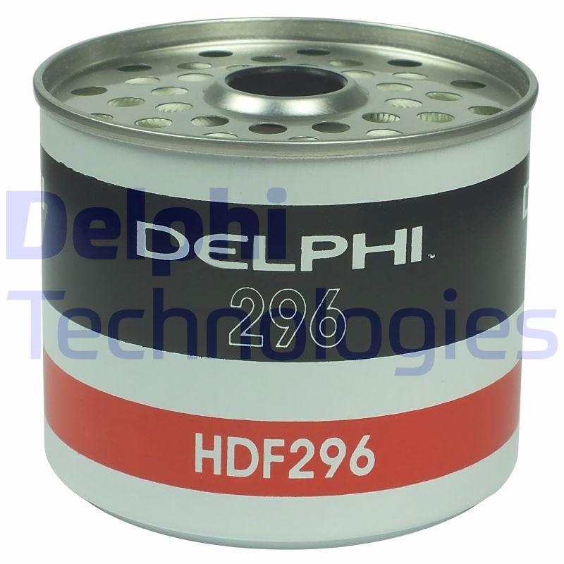 Køb HDF296 DELPHI Filterindsats Brændstof-filter HDF296 billige