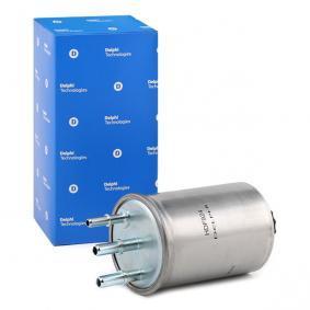 HDF924 DELPHI Filtereinsatz Kraftstofffilter HDF924 günstig kaufen