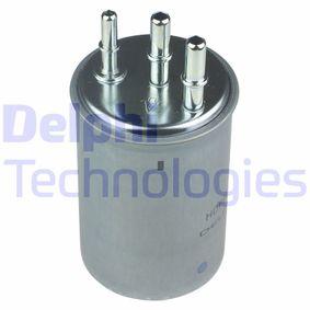 HDF924 Kraftstofffilter DELPHI Erfahrung