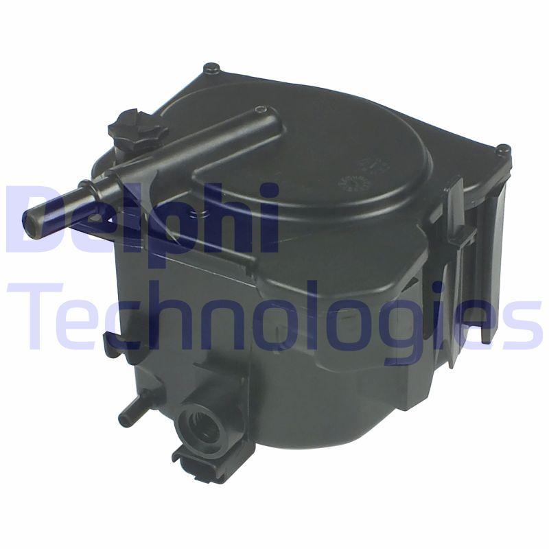 HDF939 Filtre à carburant DELPHI Test