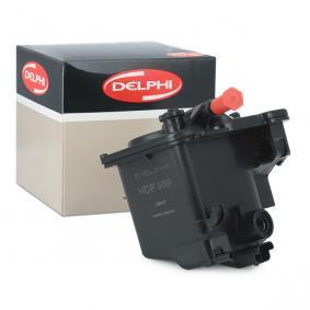 HDF939 DELPHI Filterinsats Bränslefilter HDF939 köp lågt pris