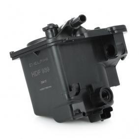 HDF939 Горивен филтър DELPHI в оригиналното качество