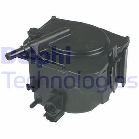 HDF939 Bränslefilter DELPHI Test