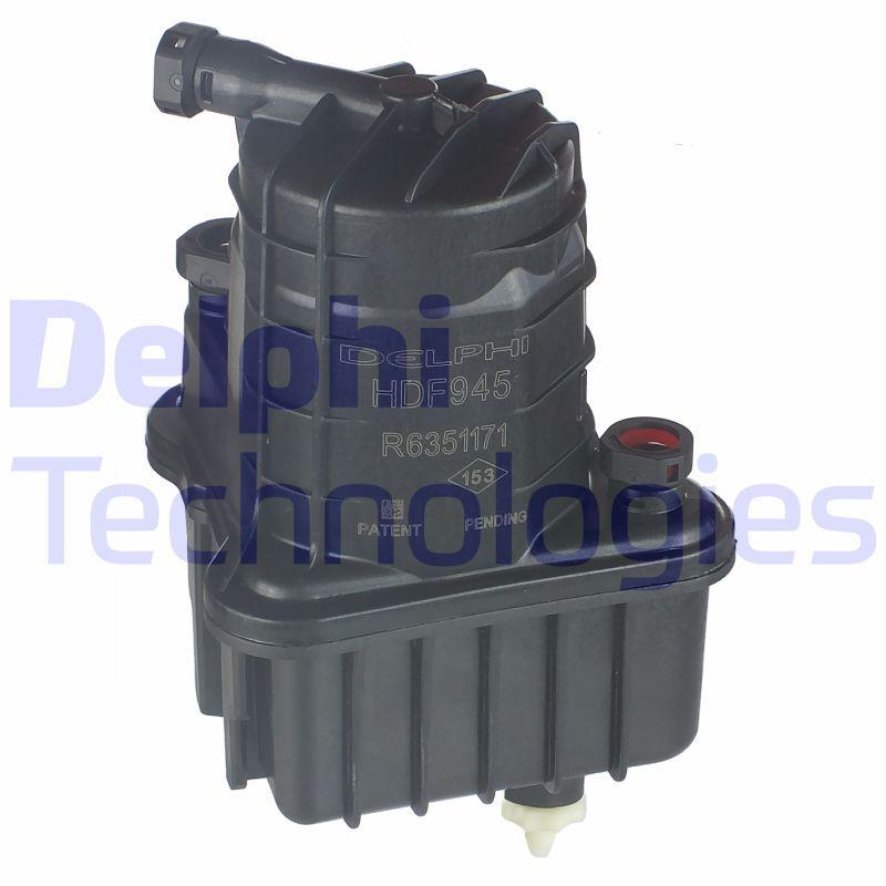 DELPHI Kraftstofffilter HDF945