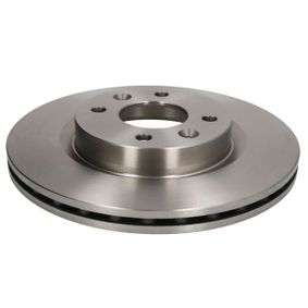 C3R005ABE ABE Vorderachse, belüftet, mit Schrauben Ø: 259mm, Lochanzahl: 4, Bremsscheibendicke: 20,6mm Bremsscheibe C3R005ABE günstig kaufen