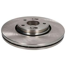 C3R026ABE ABE Vorderachse, belüftet Ø: 300mm, Bremsscheibendicke: 26mm Bremsscheibe C3R026ABE günstig kaufen