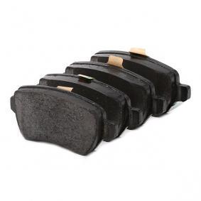 LP1717 Brake Pad Set, disc brake DELPHI - Cheap brand products
