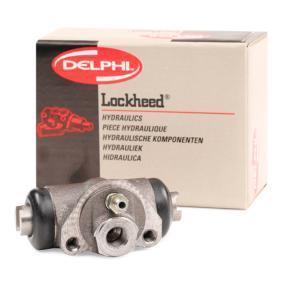 Koop en vervang Wielremcilinder DELPHI LW70011