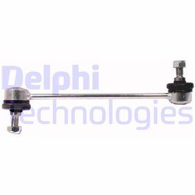 TC2243 DELPHI L: 265mm Länk, krängningshämmare TC2243 köp lågt pris