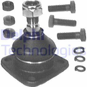 Kúpte a vymeňte Zvislý / nosný čap DELPHI TC76
