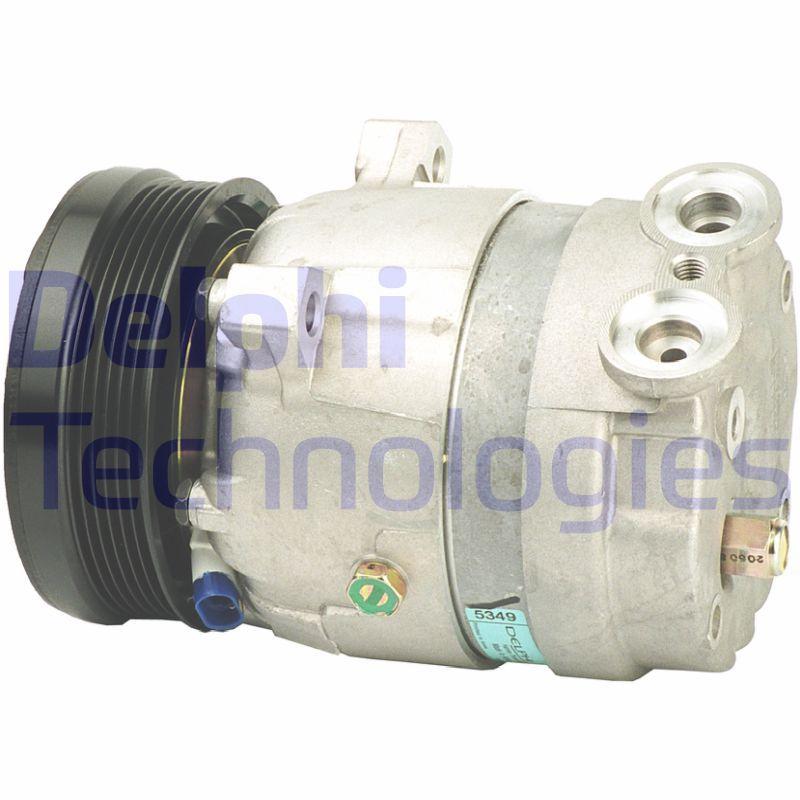 Kompressor, Klimaanlage DELPHI TSP0155009 Bewertungen