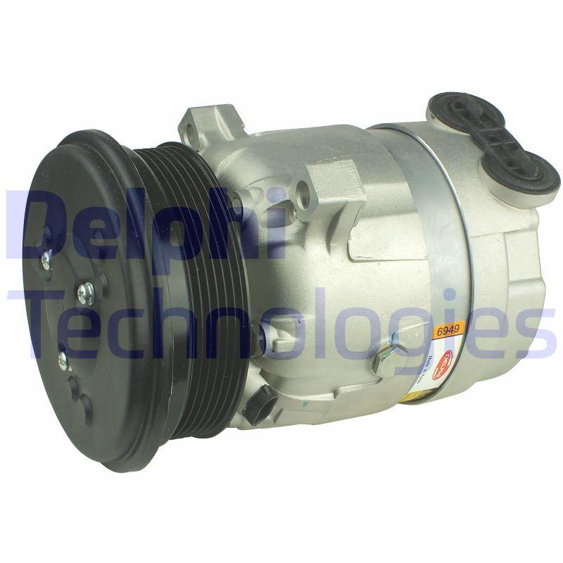 Klimakompressor DELPHI TSP0155013