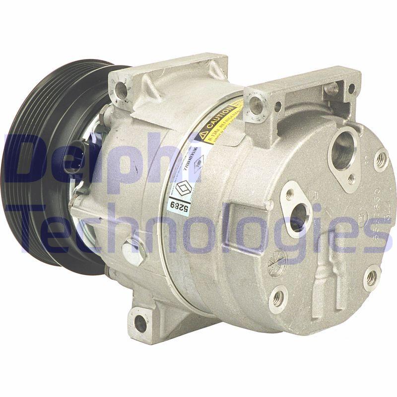 Original RENAULT Kompressor Klimaanlage TSP0155137