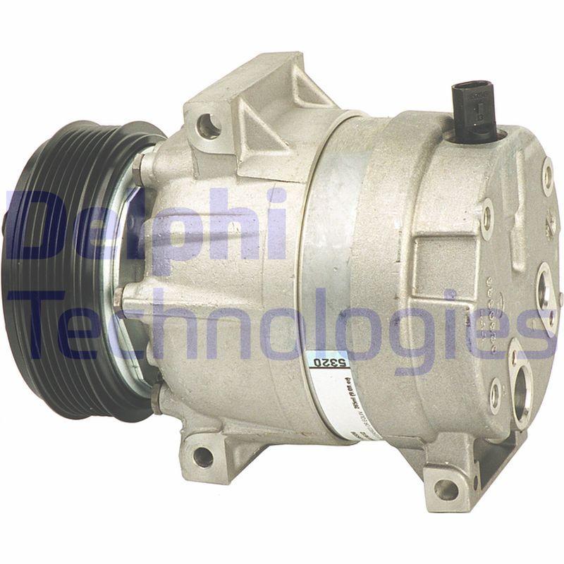 DELPHI Klimakompressor TSP0155138