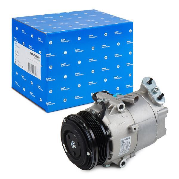 Original Airconditioning TSP0155142 Opel