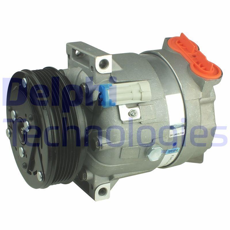 Original LAND ROVER Kompressor TSP0155145