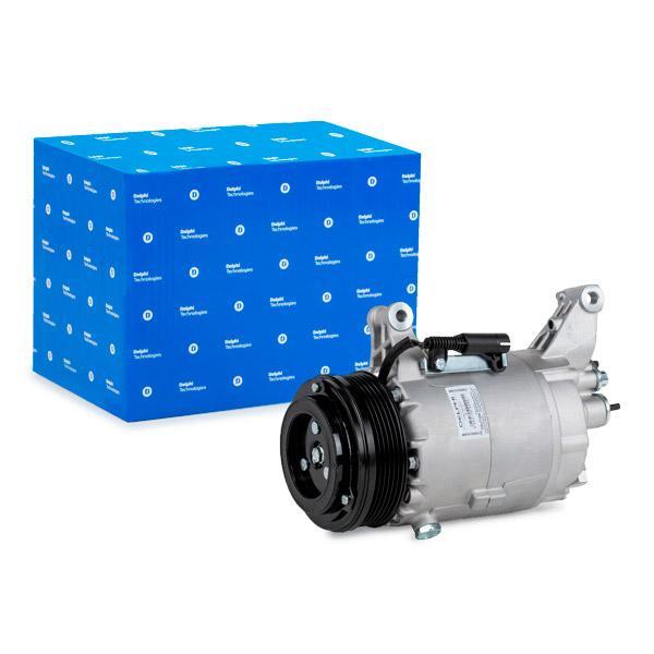 Original LAND ROVER Kompressor Klimaanlage TSP0155308