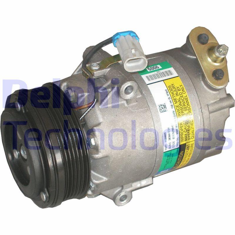 Kompressor Klimaanlage TSP0155452 Opel ZAFIRA 2002