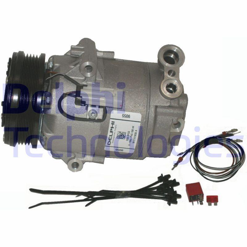 TSP0155458 DELPHI Klimakompressor Bewertung
