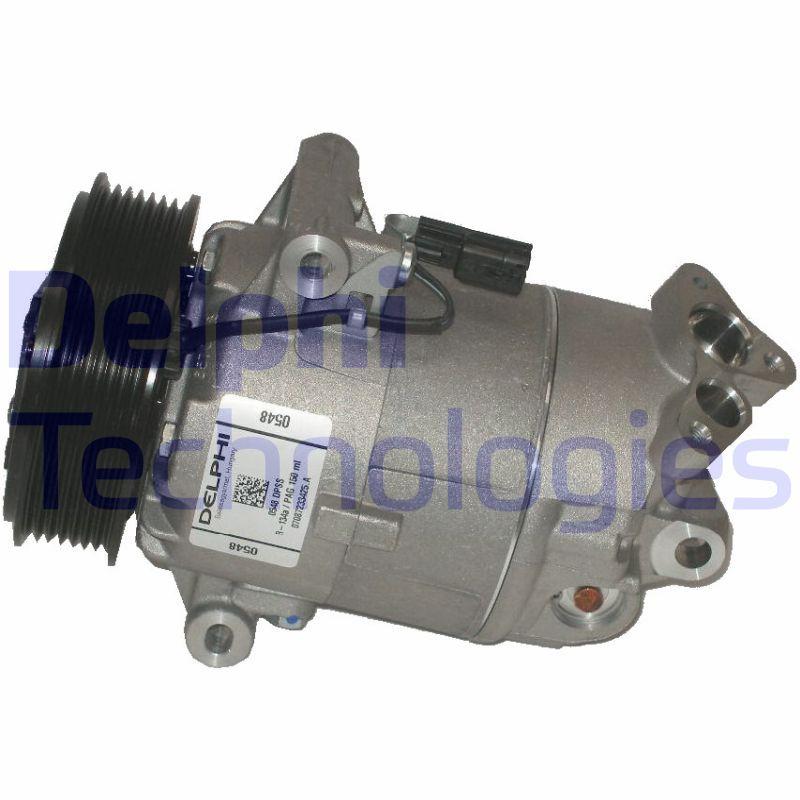 Original RENAULT Klimakompressor TSP0155464