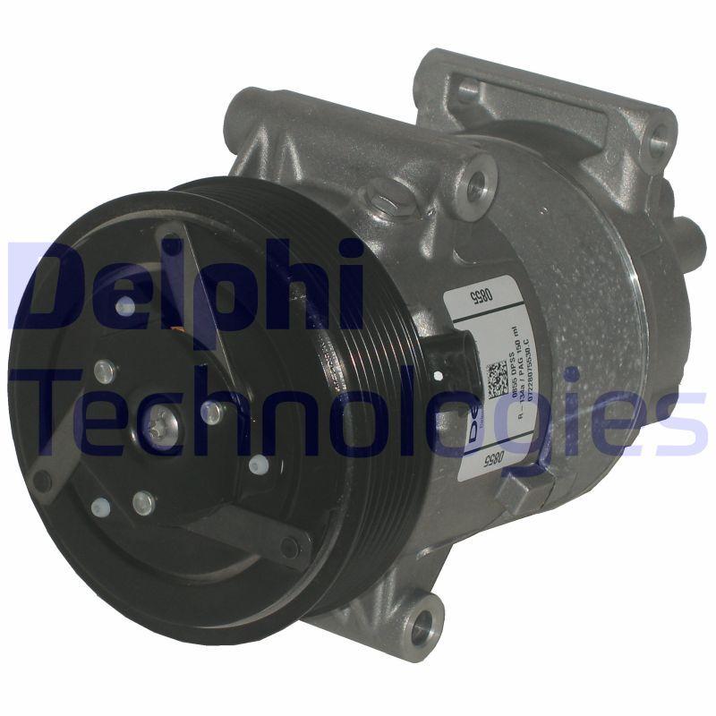 Original RENAULT Kompressor TSP0155829