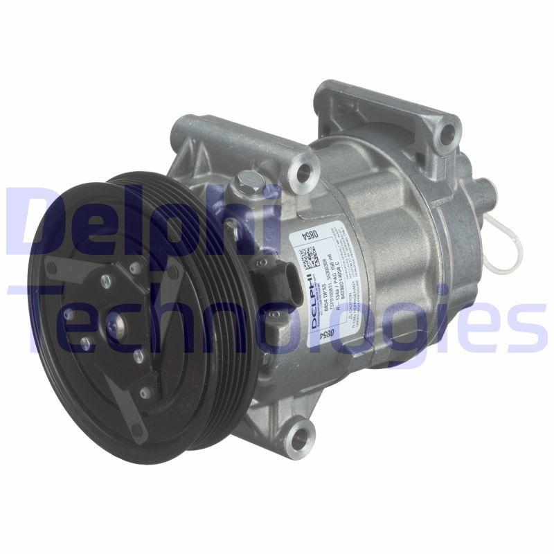 Original RENAULT Kompressor TSP0155831
