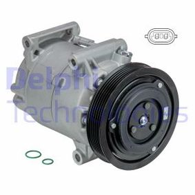 TSP0155831 Klimakompressor DELPHI TSP0155831 - Große Auswahl - stark reduziert