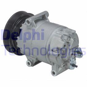 TSP0155831 Klimaanlage Kompressor DELPHI Erfahrung