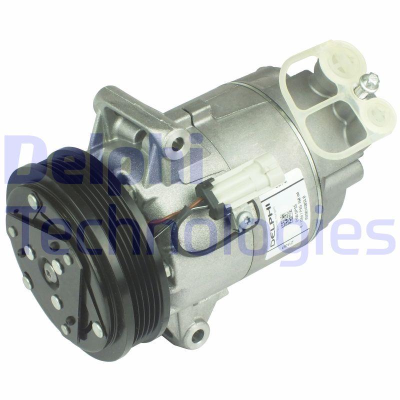 Klimakompressor DELPHI TSP0155930