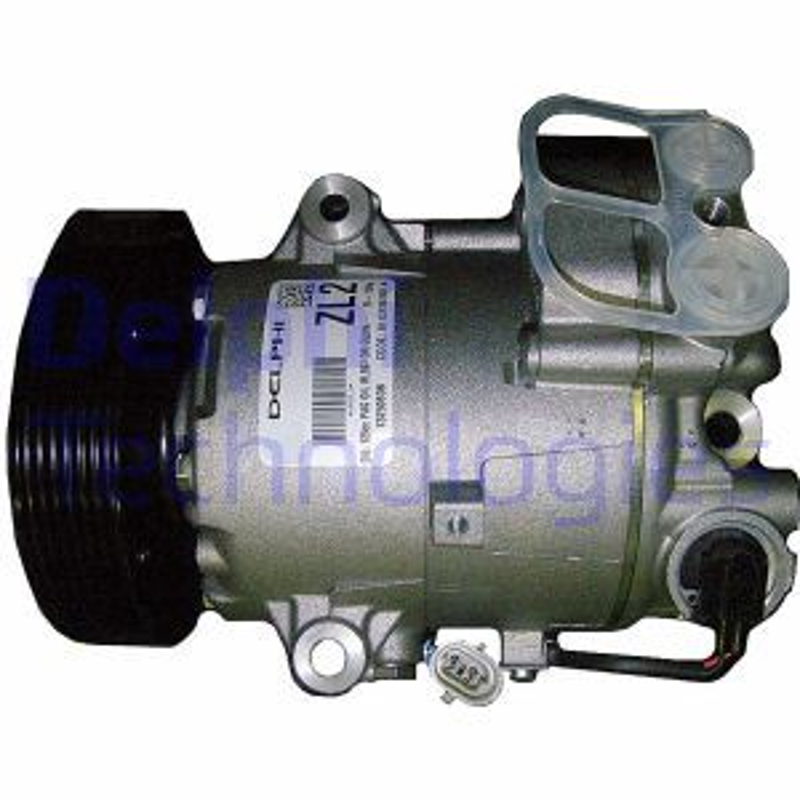 Original MITSUBISHI Kompressor Klimaanlage TSP0155966
