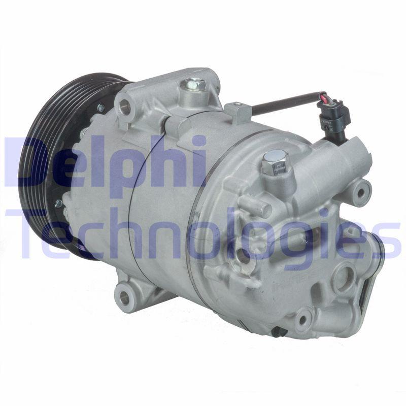 Klimakompressor TSP0155967 von DELPHI