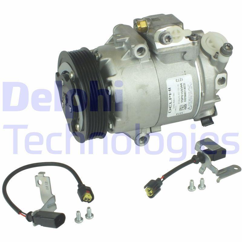 Original SEAT Klimakompressor TSP0159344