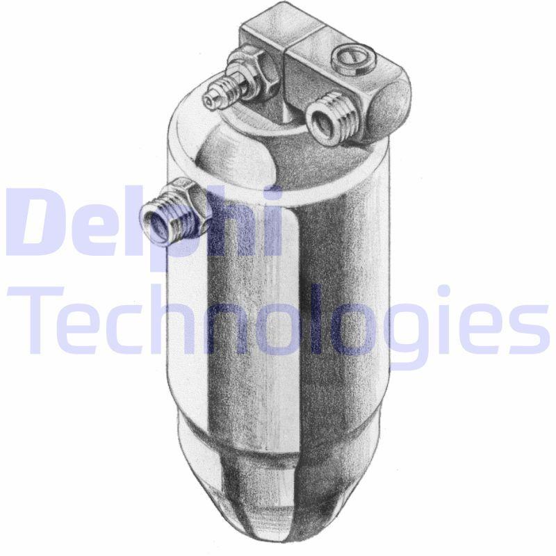 Achetez Bouteille filtrante clim DELPHI TSP0175005 (Ø: 76mm, Hauteur: 80mm) à un rapport qualité-prix exceptionnel