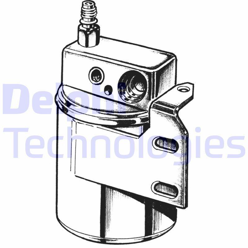 Original OPEL Trockner Klimaanlage TSP0175065
